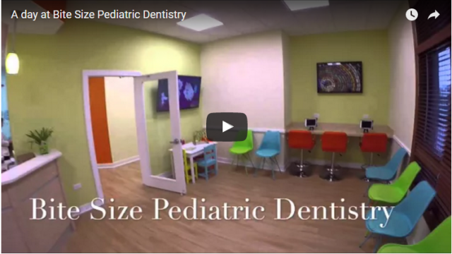 Featured Image For A day at Bite Size Pediatric Dentistry