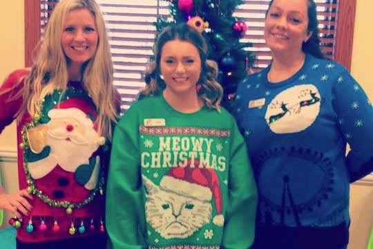 Featured Image For Ugly Sweater Party!