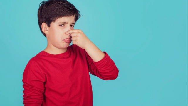 Featured Image For Halitosis in Children – what can be causing this?