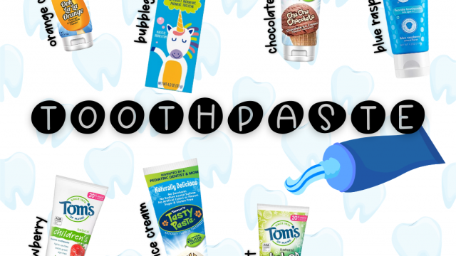 Featured Image For Toothpaste – how to find a flavor my child will like
